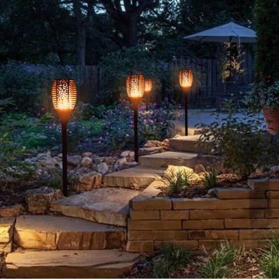 Garden Lighting - 2-Pack