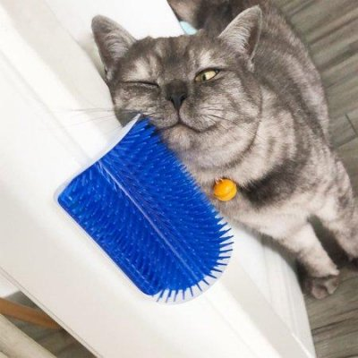 Catit, Self groomer with catnip