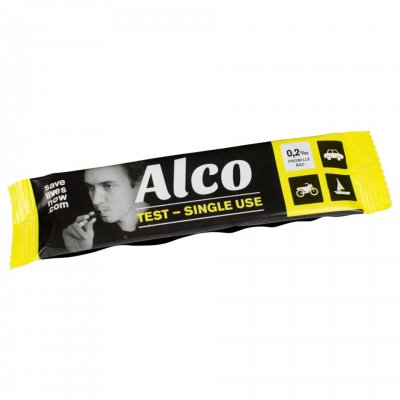 Save Lives Now - Alco Single-use Alcohol Test 1 st