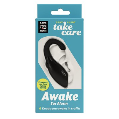 Save Lives Now - Awake Ear Alarm