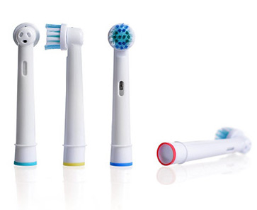 Oral-B Compatible Toothbrush Heads - 4 Pack