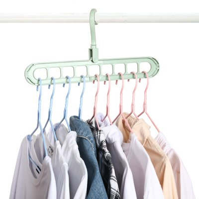 Multi-clothes hanger - 5-pack