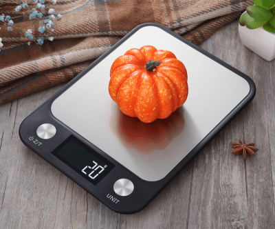 Kitchen scale for up to 10kg