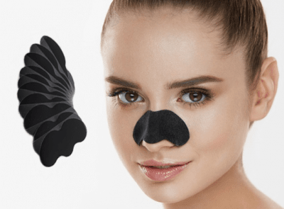 Blackhead strips for the nose - 20pcs