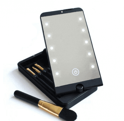 Make-Up Mirror with LED Lights